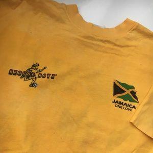 Jamaica Soccer Reggae Shirt